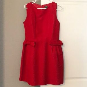 Gorgeous Red Taylor Dress with bows